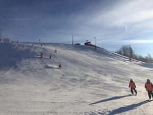 Nybegynnerkurs i alpint- 2018