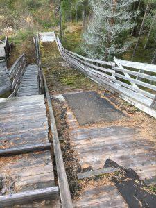 De gamle Øståsbakkene skal rives