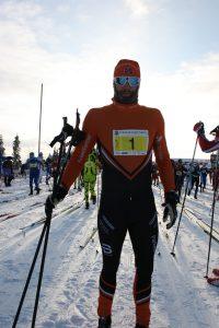 Marthe og Simen med knallgode resultater i langløpet Jizerska Padesatka